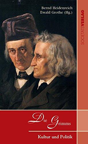 Die Grimms: Kultur und Politik