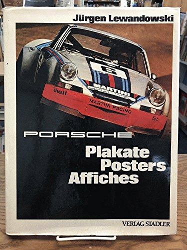 9783797701237: Porsche, Plakate =: Porsche, Posters (German Edition)