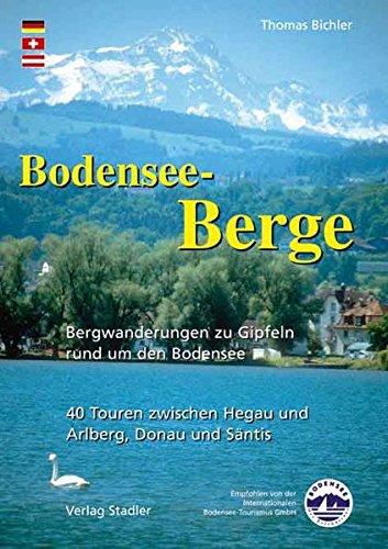 9783797704931: Bodensee-Berge