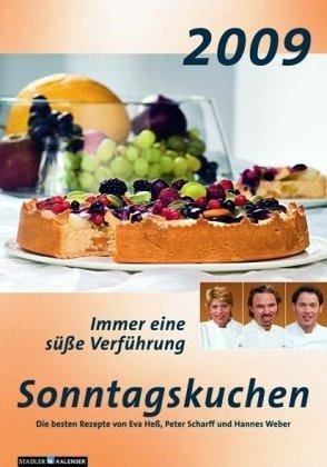 9783797798466: Sonntagskuchen 2009