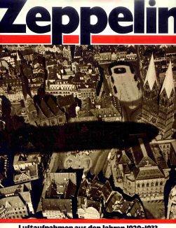 Blick aus dem Zeppelin - Luftaufnahmen aus den Jahren 1929 - 1933 - Hansen, Hans Jürgen