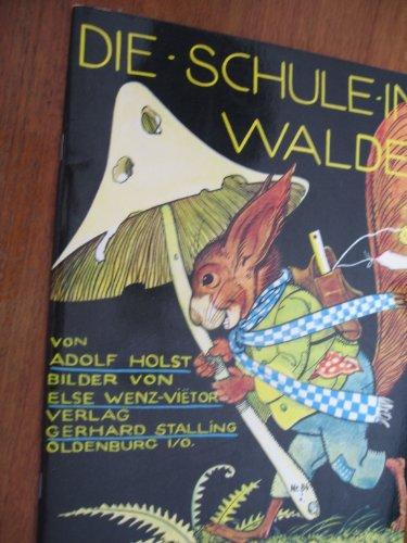Die schule-Im Walde: Holst, Adolf