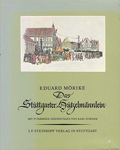 9783798405011: Das Stuttgarter Hutzelmännlein (German Edition)