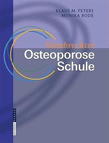 9783798517882: Nümbrechter Osteoporose Schule (German Edition)
