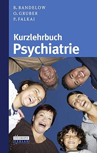 9783798518353: Kurzlehrbuch Psychiatrie