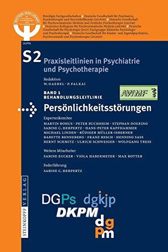 9783798518537: S2-Leitlinien f�r Pers�nlichkeitsst�rungen (S2 Praxisleitlinien in Psychiatrie und Psychotherapie)