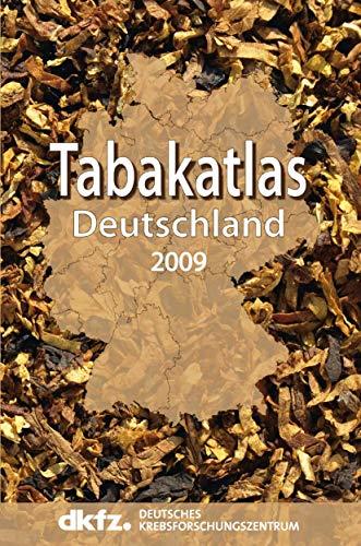 9783798518827: Tabakatlas Deutschland 2009
