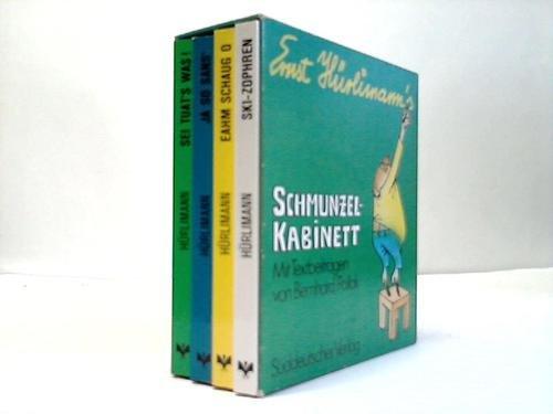 9783799161701: Ernst Hürlimann's Schmunzelkabinett