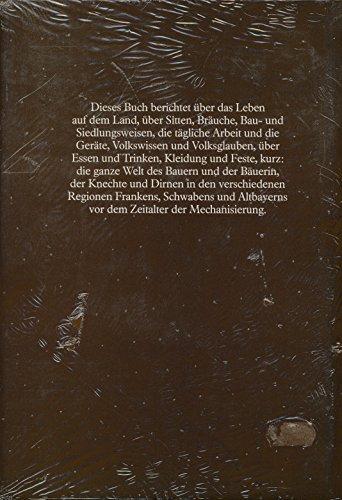 9783799163163: Landleben in Bayern. In der guten alten Zeit