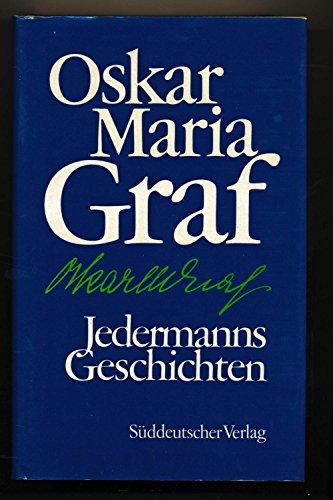 9783799163965: Jedermanns Geschichten