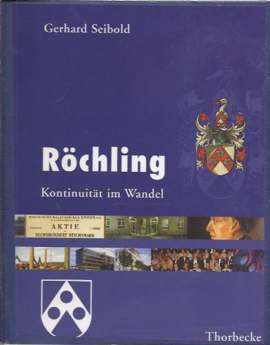 Röchling: Gerhard Seibold