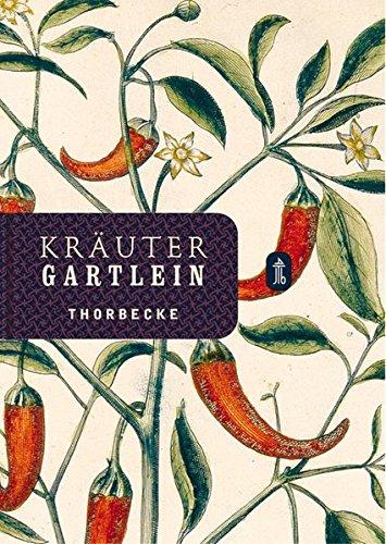 9783799502504: Kräutergärtlein.