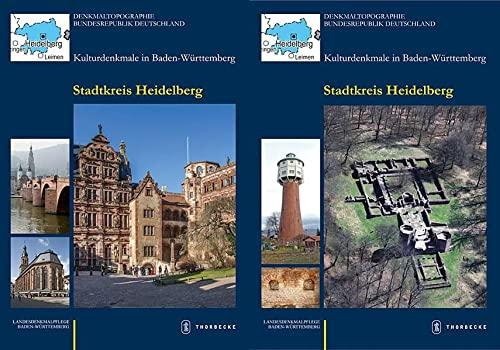 9783799504263: Stadtkreis Heidelberg (Denkmaltopographie Bundesrepublik Deutschland. Kulturdenkmal) (German Edition)