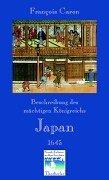 9783799506090: Beschreibung des m�chtigen K�nigreichs Japan 1645
