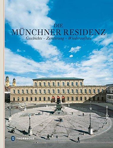 9783799507462: Die Münchner Residenz