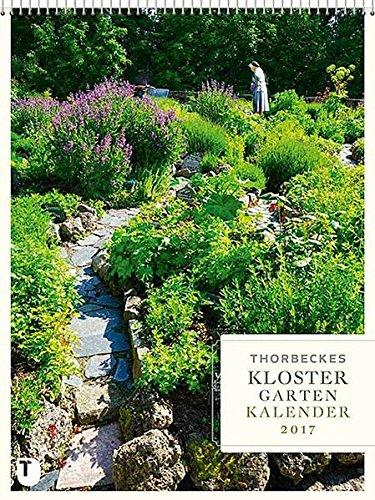 9783799510721: Thorbeckes Klostergartenkalender 2017 - Wochenkalender mit 56 Blättern