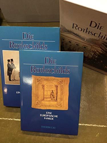 9783799512015: Die Rothschilds, Begleitbuch