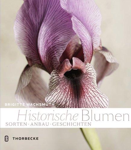 9783799535717: Historische Blumen