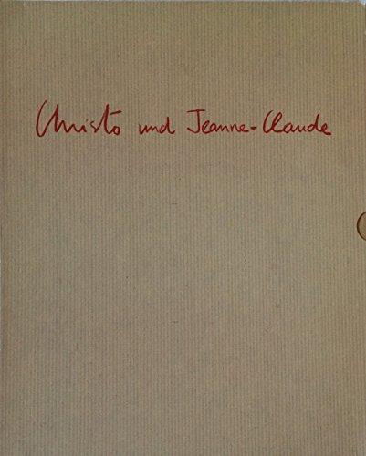 Christo und Jeanne-Claude 2 volume set: C. Sylvia Weber
