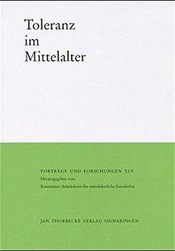 Toleranz im Mittelalter: Alexander Patschowsky