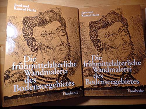 9783799570084: Die frühmittelalterliche Wandmalerei des Bodenseegebietes