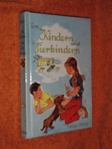 Von Kindern und Tierkindern: Schreibschrift