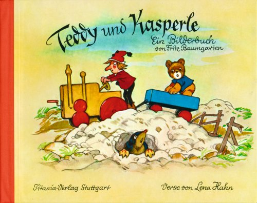 9783799632508: Teddy und Kasperle