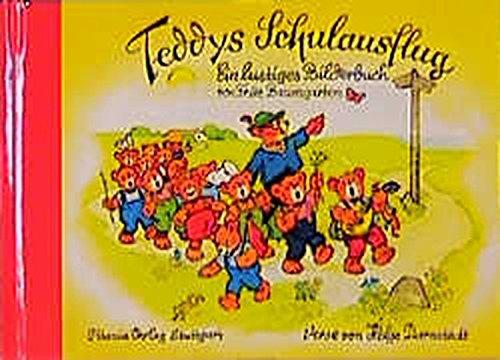 9783799634021: Teddys Schulausflug (klein)