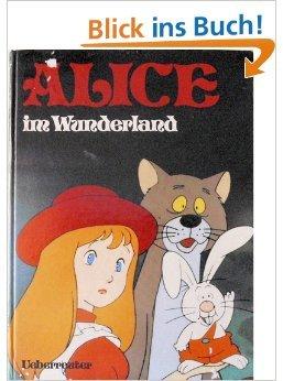 9783800012251: Alice im Wunderland. Bilderbuch zur TV-Serie