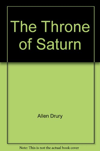 9783800012718: The Throne of Saturn