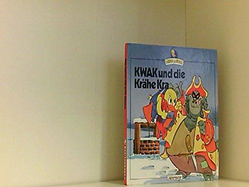 9783800023264: Kwak und die Krähe Krax