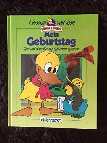 Mein Geburtstag - Tips und Ideen für: Herman Van Veen