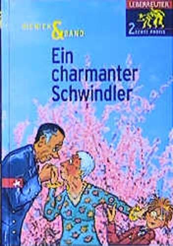 9783800027910: Zwei echte Profis 04. Ein charmanter Schwindler. ( Ab 10 J.).