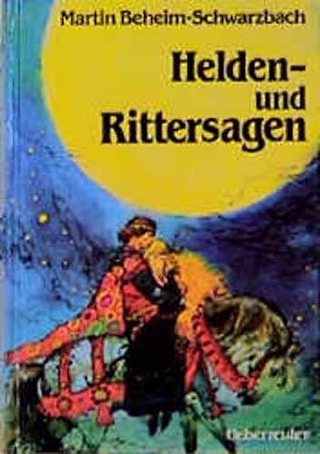 9783800028177: Helden- und Rittersagen