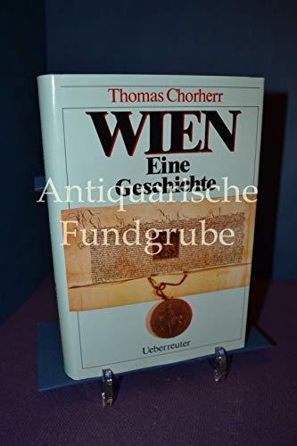 Wien Eine Geschichte: Chorherr Thomas
