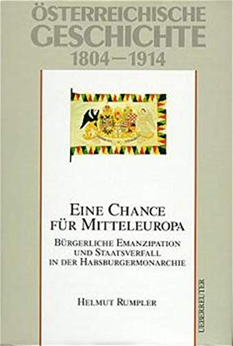 9783800035304 eine chance fur mitteleuropa for Koch neff oetinger