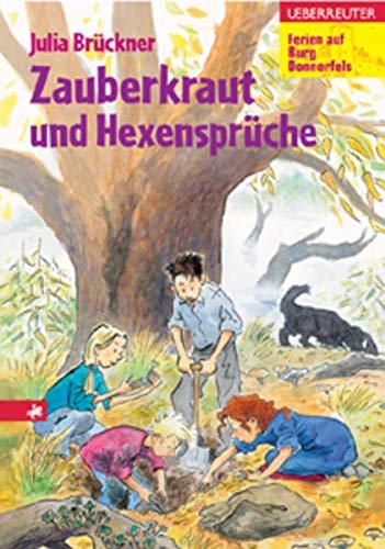 9783800050161: Ferien auf Burg Donnerfels 03. Zauberkraut und Hexensprüche.