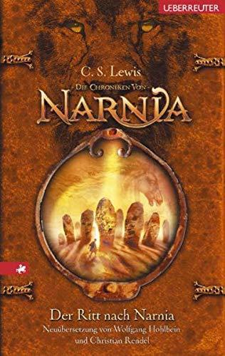9783800052653: Die Chroniken von Narnia 03. Der Ritt nach Narnia