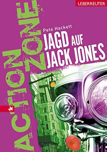 9783800055074: Jagd auf Jack Jones