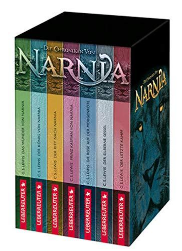 Die Chroniken von Narnia. Taschenbuch-Gesamtausgabe (9783800055845) by [???]