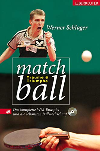 9783800071524: Matchball. Mit DVD: Träume & Triumphe