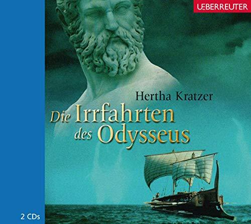 9783800080571: Die Irrfahrten des Odysseus