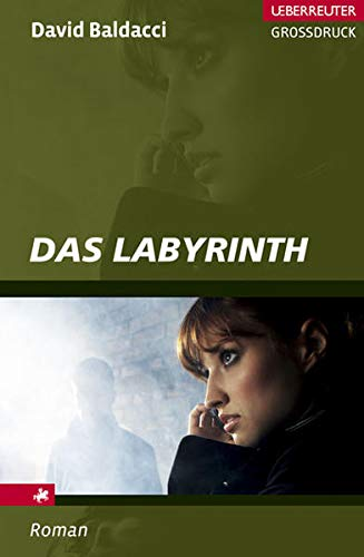 9783800092727: Das Labyrinth