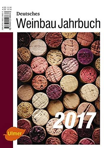9783800108633: Deutsches Weinbaujahrbuch 2017