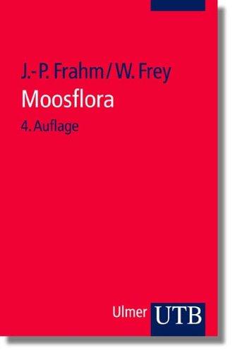 9783800127726: Moosflora.