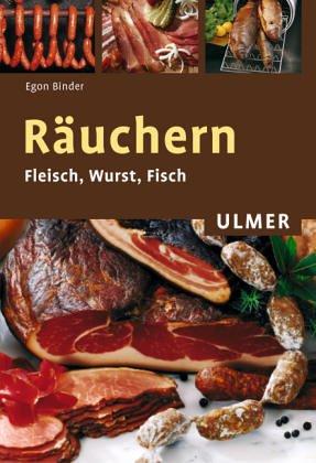 9783800131235: R�uchern. Fleisch, Wurst, Fisch