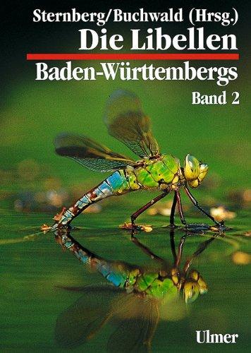9783800135141: Libellen Baden-Württembergs, Bd.2, Großlibellen (Anisoptera), Literatur