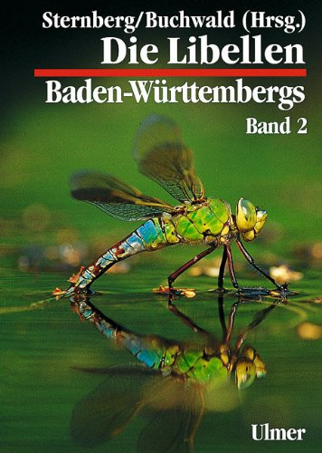 9783800135141: Die Libellen Baden-Württembergs 2.