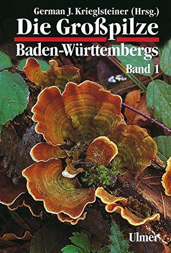 9783800135288: Die Großpilze Baden-Württembergs 1.