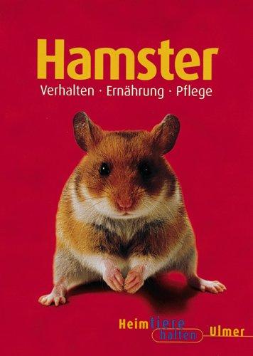 9783800135561: Hamster. Heimtiere halten.